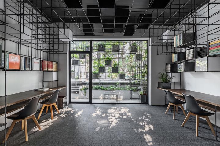 Thiết kế nội thất văn phòng giúp tăng năng suất làm việc