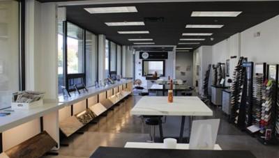 Ardeco chuyên thiết kế showroom gạch ốp lát giá rẻ nhất Hà Nội