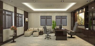 Thiết kế nội thất văn phòng tại Hải Phòng ngay trong lòng Hà Nội