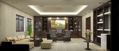 Ardeco chuyên thiết kế nội thất văn phòng Hà Nội