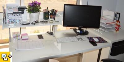 Cách sắp xếp bàn làm việc văn phòng hợp phong thủy