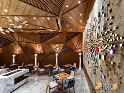 Thiết kế cho nhà hàng ăn trở nên thu hút hơn Ardeco
