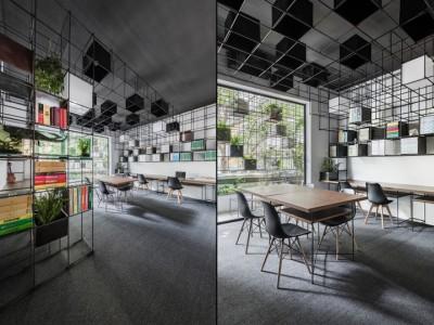 Giới thiệu ý tưởng thiết kế văn phòng xanh của Urban tại Hà Nội