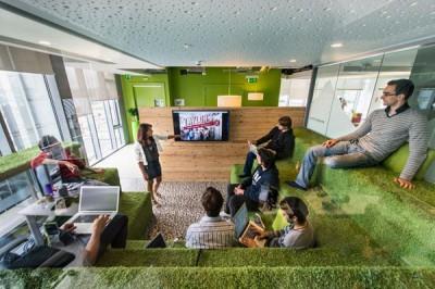 Xu hướng thiết kế nội thất văn phòng hot nhất năm 2017