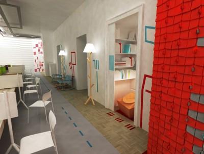 Những ý tưởng thiết kế nội thất văn phòng độc đáo
