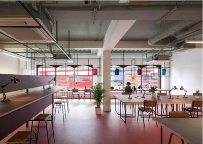 Mẫu thiết kế quán cafe văn phòng đẹp