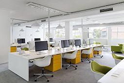 Lưu ý khi thiết kế nội thất văn phòng giúp công ty ăn nên làm ra