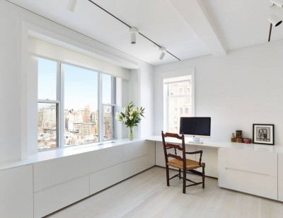 Cách trang trí phòng làm việc tại nhà mới mẻ, nhiều tiện ích