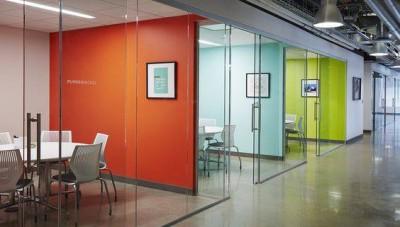 Các giải pháp thay thế phòng họp trong văn phòng truyền thống