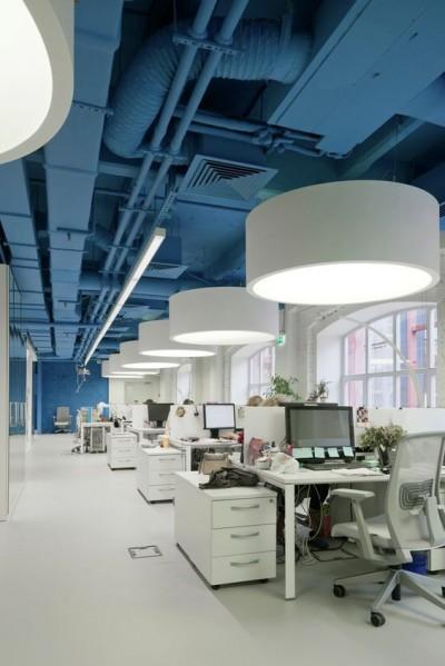 Cách lựa chọn ánh sáng cho phòng làm việc