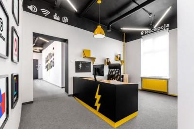 Ý tưởng thiết kế văn phòng nhỏ theo phong cách hiện đại