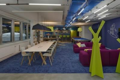 5 cách để cải tạo nội thất văn phòng thêm hấp dẫn