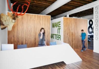 Cách thiết kế văn phòng hạn chế sự phân tâm cho người lao động