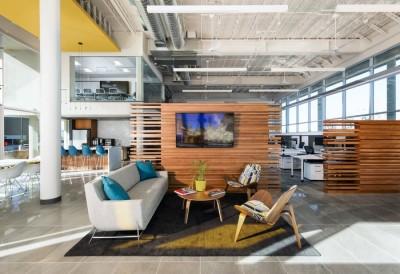 Cách thiết kế nội thất phòng làm việc nhỏ giúp cải thiện lợi nhuận