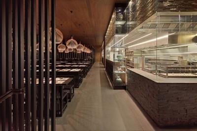 Thiết kế nội thất nhà hàng phong cách Hàn Quốc hút khách