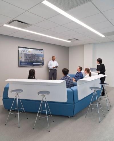 4 điều cần lưu ý khi thiết kế văn phòng hiện đại