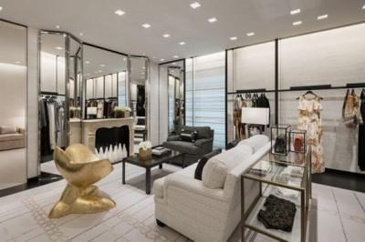 Ngắm thiết kế showroom thời trang đẹp mê hoặc