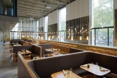 Chiêm ngưỡng thiết kế nhà hàng đẹp mắt Les Grands tại Paris, Pháp