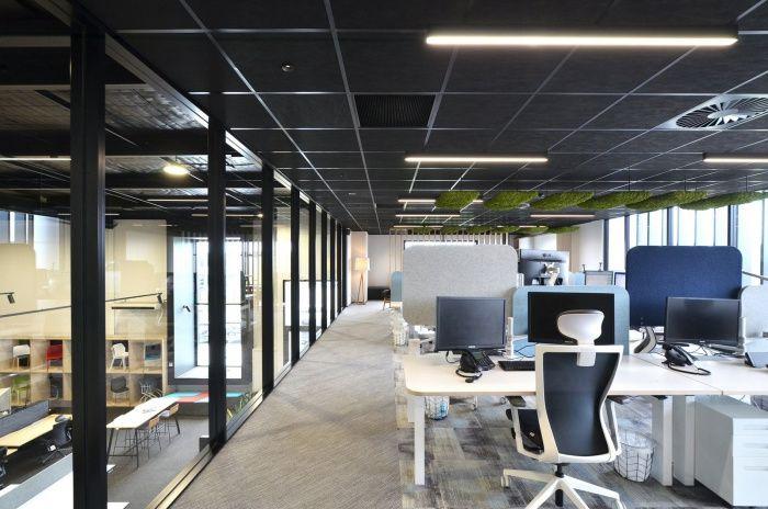 Tại sao nhân viên cần một ý tưởng thiết kế văn phòng an toàn
