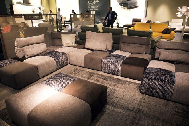 Những mẫu ghế sofa đẹp, hiện đại cho phòng tiếp khách trong văn phòng