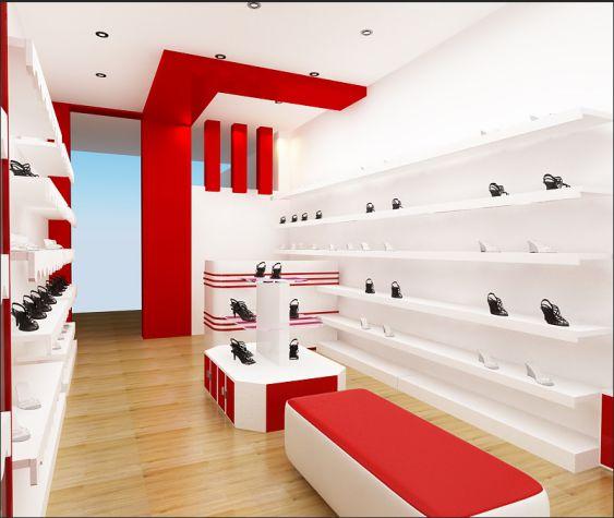 5 cách sử dụng màu sắc thu hút khi thiết kế showroom