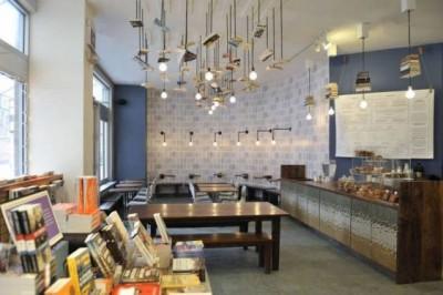 Thiết kế quán cà phê theo phong cách châu Âu hiện đại và sang trọng
