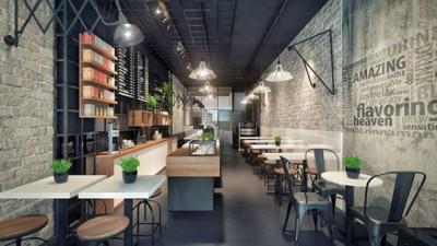 Điểm lại những phong cách thiết kế quán cà phê hót nhất 2017