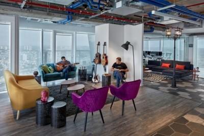 Thiết kế văn phòng để thu hút Millenials trong năm 2018