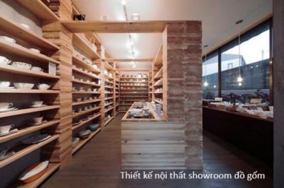Những mẫu thiết kế showroom đẹp ấn tượng nhất hiện nay