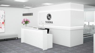 Thiết kế thi công nội thất văn phòng công ty mỹ phầm Yoona - Anh Ngọc - Hải Phòng