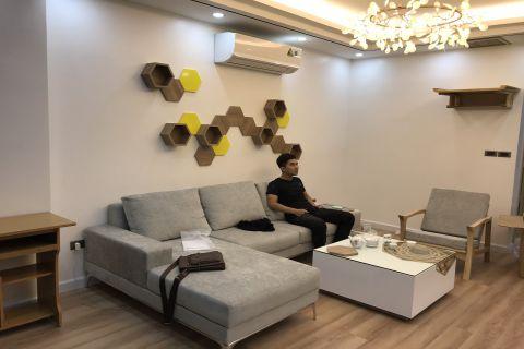 Dự án thiết kế nội thất chung cư Ciputra đẹp mắt và ấn tượng