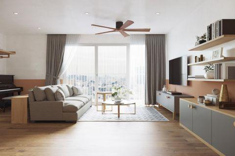 Dự án thiết kế nội thất chung cư HH Linh Đàm