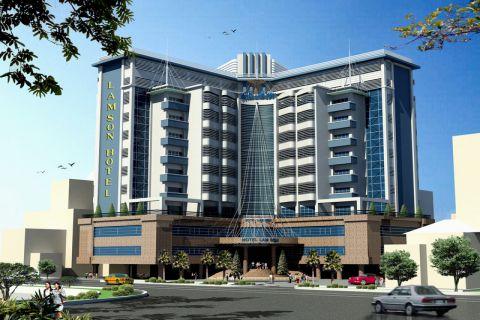 Thiết kế nội thất khách sạn chuyên nghiệp