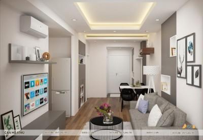 Dự án thiết kế nội thất chung cư Sunshine Garden