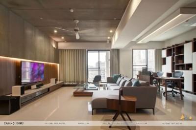 Dự án thiết kế nội thất chung cư Vinhomes Smart City