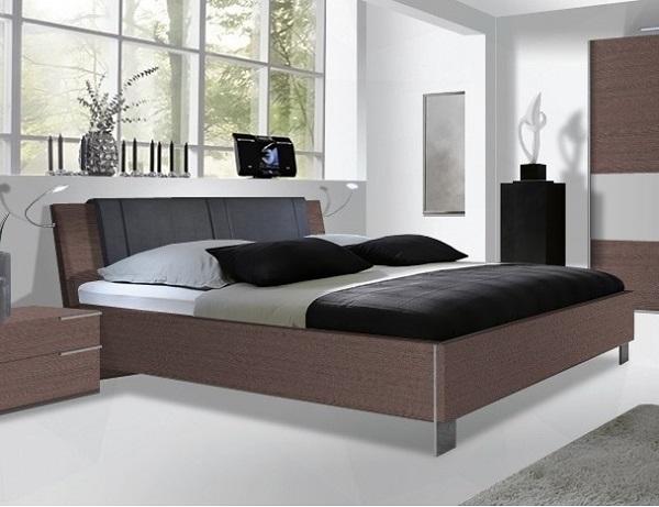 Mẫu giường gỗ đẹp GN06