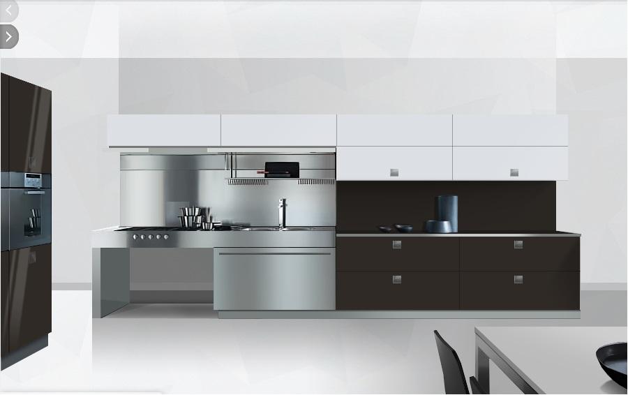 Mẫu tủ bếp số 5 TB-05