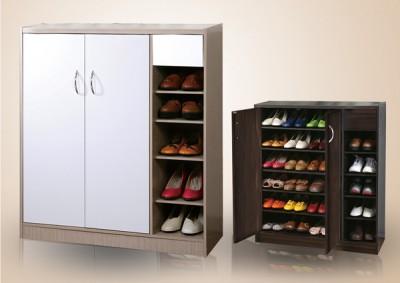 Tủ để giày gỗ cao cấp 04
