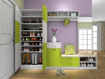 Tủ để giày nhiều ngăn hiện đại