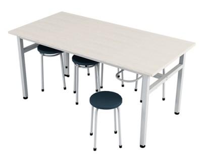 Bàn ghế ăn khu công nghiệp BA1809