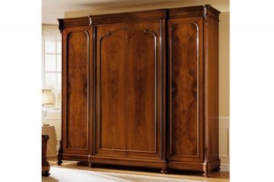 Tủ đựng quần áo gỗ cao cấp 05