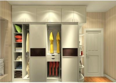 Tủ đựng quần áo gỗ sang trọng nhiều ngăn