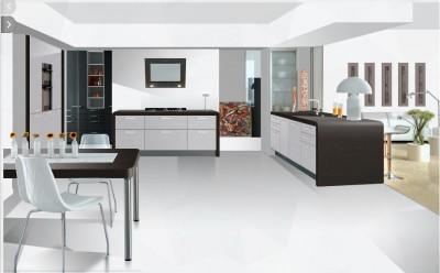 Mẫu tủ bếp số 1 TB-01