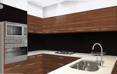 Mẫu tủ bếp số 09 TB-09